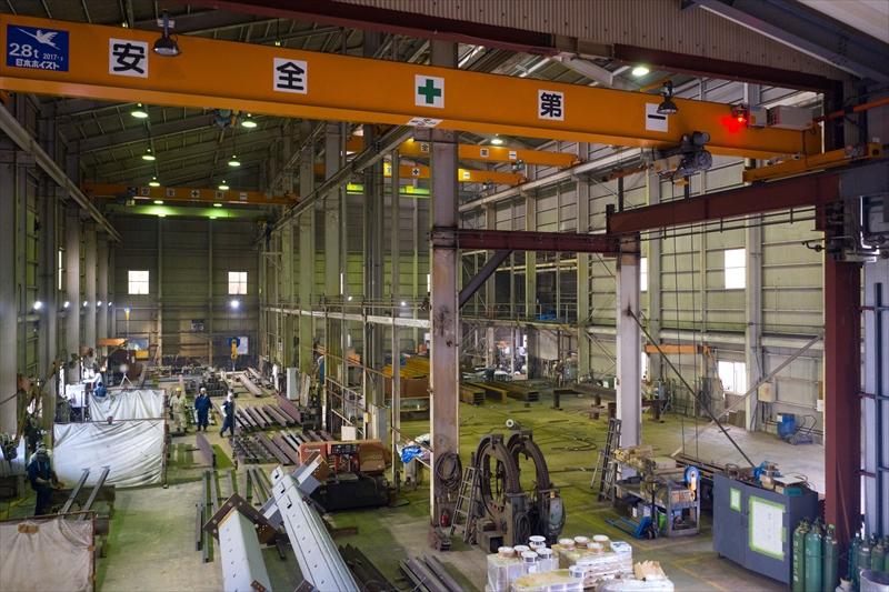 瀬戸田工場